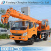 Discount Mini Pickup Hot Sale Crane Truck with Double Hooks