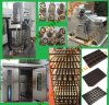 Smalll Factory Biscuit Production Line (oven, mixer, cookies machine)