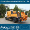 4X2 Dongfeng 8000liters Pump Concrete Mixer Truck