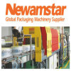 Newamstar High Speed Membrane Shrinking Machine for Bottles, Cans
