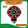 12V LED Work Light Black 51W LED Work Light Offroad
