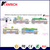 Kntech Integrated Corridor Pipeline Communication System Solution Project IP PBX