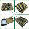Book Shape Cardboard Packaging Paper Box with Magnets