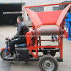 New Electric Tricycle Concrete Feeding Dumper From Mic Supplier