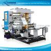 Polyethylene Flexo Printing Machine Two Color Print Logo