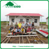Prefabricated Metal House /Prefabricated Wooden Log House