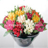 Beautiful Artificial Tulip Flower (with 12 heads, less leaves)