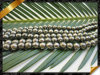 Pyrite Faceted Round Beads, Gemstone Fashion Jewellery (GB095)