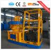 High Speed Vertical Ring Die Wood Pellet Machine