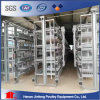 Jinfeng Commerical Chicken Cage Poultry Battery Cage Animal Cage Broiler Cage