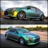 Automotive Color Shift Chameleon Effect Pigment