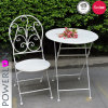 Metal Simple Patio Table Set for Outdoor Use
