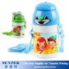 400ml Sublimation Printing Blank Plastic Kids Water Bottle