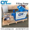 Cryogenic Liquid Oxygen Nitrogen Argon Gas Cylinder Filling Pump