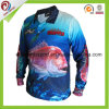 Sublimated Long Sleeve Quick Dry Tournament Fishing Shirts