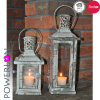 Set/2 Garden Lantern for Decoration