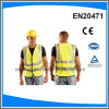 High Reflective Tape Safety Vest Meet Ce En 20471 Standard