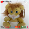 Manufacture Plush Stuffed Animal Baby Lion Soft Toys for Promotion