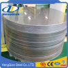 Tisco/Baosteel Stainless Steel Round/Circle Sheets with ISO/SGS Certificate