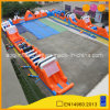 Sports Meeting Long 14 in 1 Inflatable Obstacle Novel Inflatable Barrier for Sale (AQ14232)