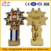 Wholesale Custom Logo Metal Enamel Souvenir Pin Badge 4