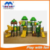 China Leader Manufacturer Children Outdoor Playground with One-Stop Solution