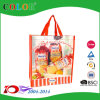 Simple Green Non Woven Promotion Shopping Bag (W30)