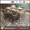 Marble Pattern Mixture Color for Dining Room Floor