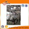 Double Head Plastic Film Machine Film Extrusion Machine