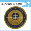 High Quality Challenge Coin with Gold Plating