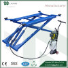 High Strength Reliable Two Hydraulic Cylinder Mobile Scissor Lift&Nbsp; (LS27/1200/M; LS30/1200/M)