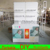 Aluminum Reusable Portable Exhibition Booth Display Stand for Events