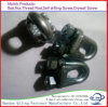 DIN741 Steel Wire Rope Accessories Hardware Stop Attachments Rigging and Fixings Parts Installation