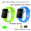 Colorful Smart Mobile Phone Watch with SIM Card Slot (G11)