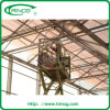 Polycarbonate Agricultural Greenhouse with motor vent