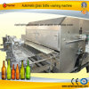 Automatic Glass Bottle Delablling Washing Drying Machinery