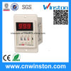 LED Display Wide Range Cycle Digital 220V Digital Time Relay with CE