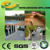 Anti-Slip WPC Decking Wood Plastic Composite