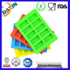 100% Food Grade Silicone Ice Cube Tray for Wholesales