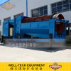 Mineral Processing Screen Trommel for Alluvial Sand Washing