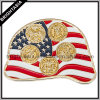 High Quality Enamel Souvenir USA Challenge Coin (BYH-101104)