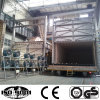 Big Capacity Car-Bottom Heat Treatment Gas Furnace