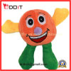 Custom Made Plush Fruits Smily Pumpkin Pet Toy