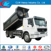 HOWO 6X4 Front Tipping Dump Truck in Low Price