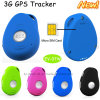 New 3G WCDMA Personal GPS Tracker with Sos Button