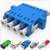 Sm/PC Blue Color LC Quater Type Adaptor
