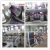 PVC Corrugated Pipe Extrusion Machine