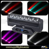 7X15W 4in1 LED Moving Head Pixel Bar Light with Endless Rotation
