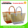 Custom Straw Handwork Leisure Bag for Lady Shopping