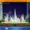 Wooden Package Combination Type Music Fountain with Water Screen Movie